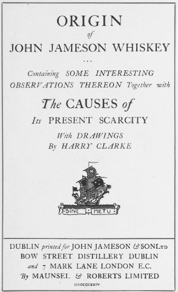Title Page from Reprint